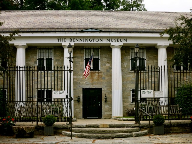 The Bennington Museum