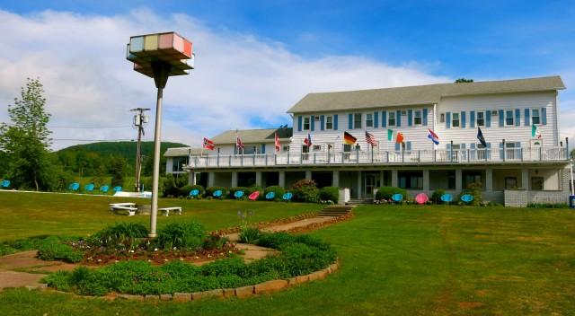 Villa Vosilla, Tannersville NY