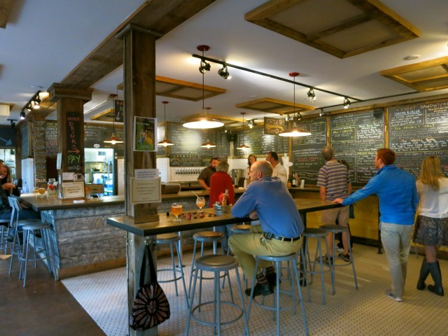 Worthy Kitchen, Woodstock VT
