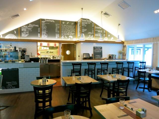 Mountainside Cafe, Falls Village CT