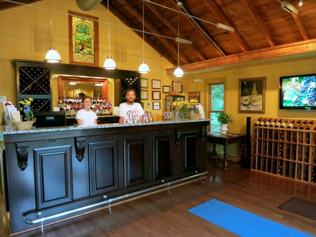 Perigeaux Winery Tasting Room