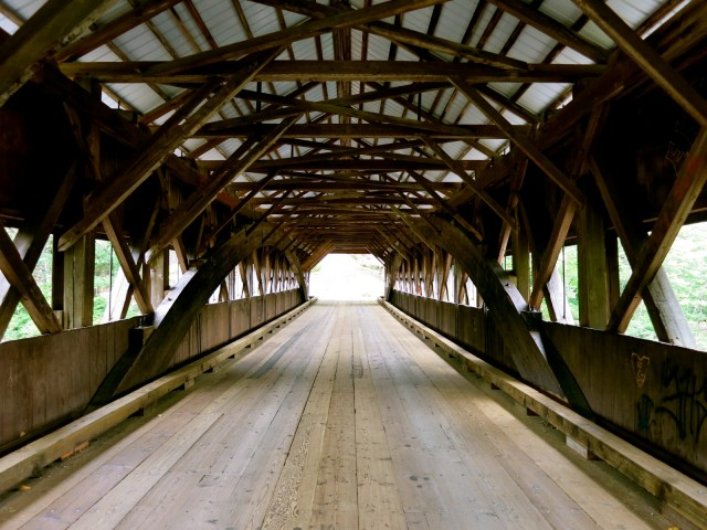 Albany Bridge, The Kank Highway NH