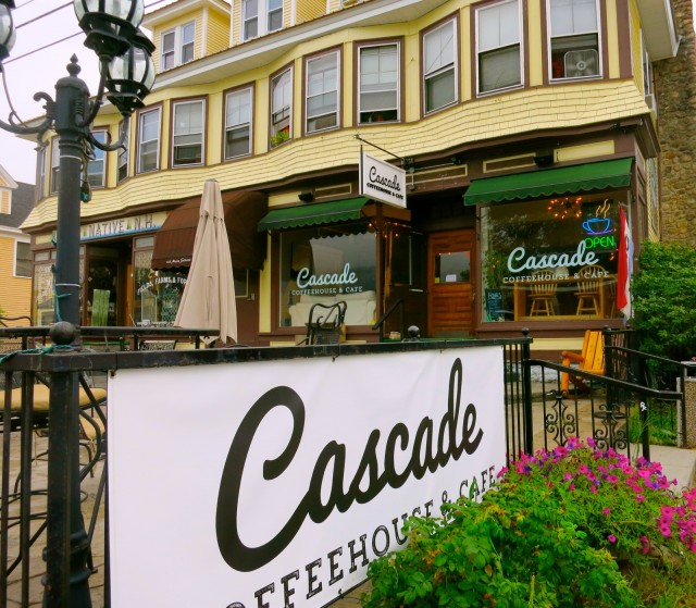 Cascade Coffee House, NH