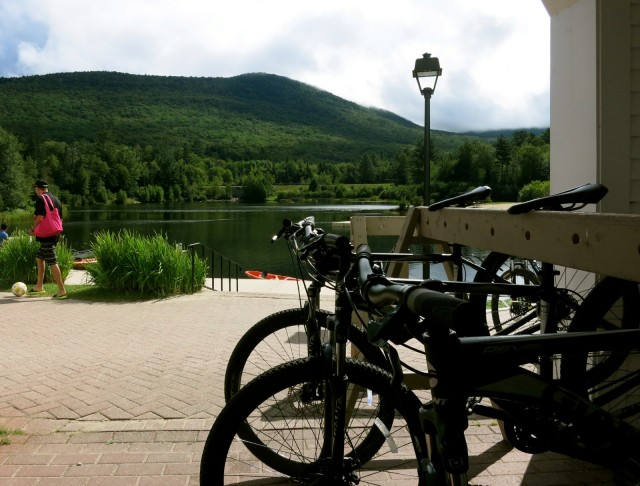 Fat Bikes, Waterville Valley, NH
