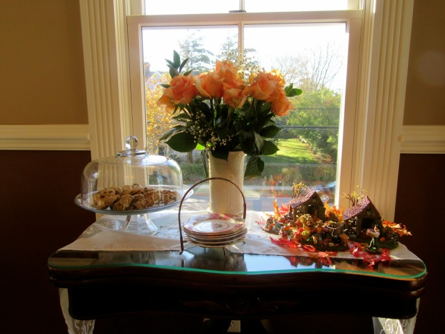 Fresh Baked Cookies, Tower Cottage BnB, Point Pleasant NJ