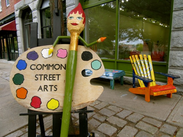 Common Street Arts, Waterville ME
