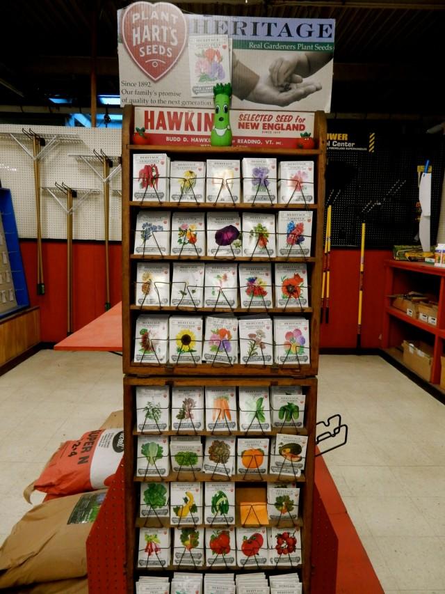 Hart Seeds, Wethersfield CT