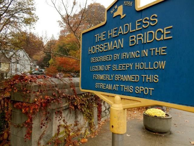 Headless Horseman Bridge, Sleepy Hollow NY
