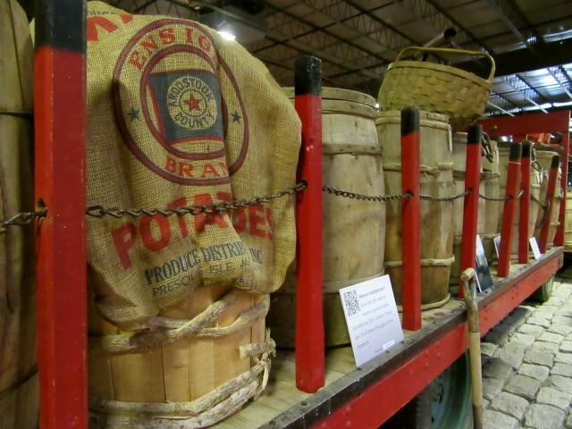 Potato Truck, Cole Land Transportation Museum