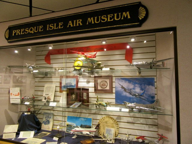 Presque Isle Air Museum, ME