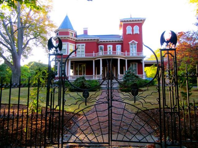 Stephen King Home, Bangor ME