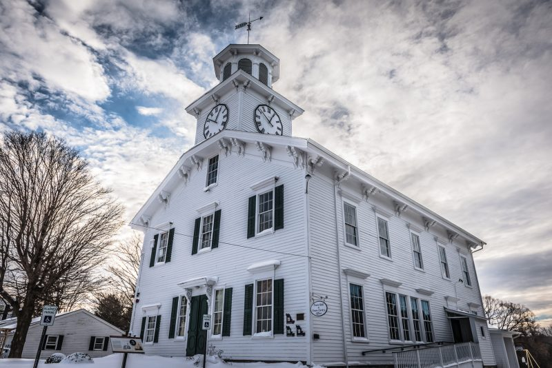 National Abolition Hall of Fame - Petersboro NY