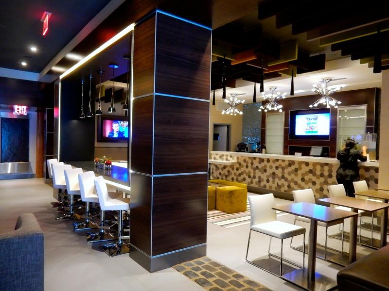 Lobby, Brooklyn A Hotel, NY
