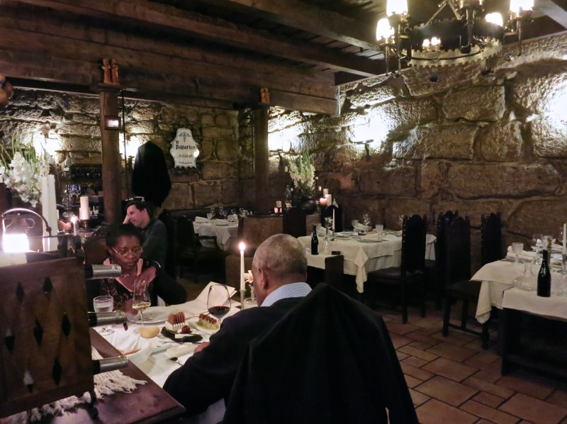 O Paparico Restaurant, Porto Portugal
