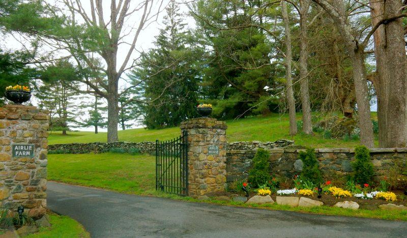 Airlie Resort entrance Warrenton VA
