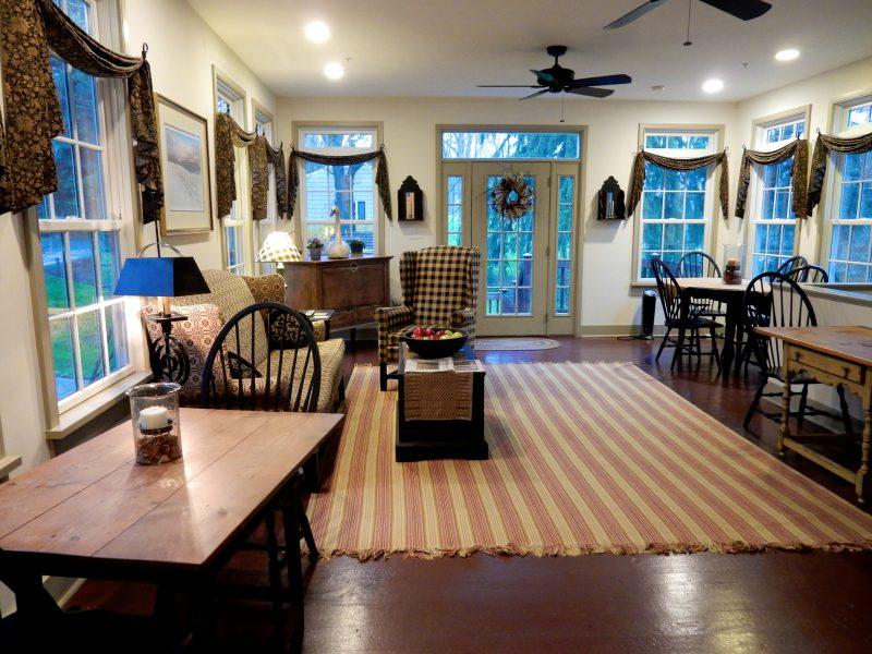 Back Room Addition, Wayside Inn, Ellicott City MD @GetawayMavens