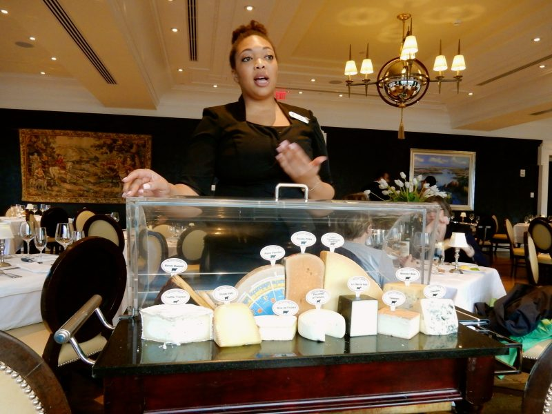 Cheese Diva at Old Hickory Steakhouse, Gaylord National Harbor MD