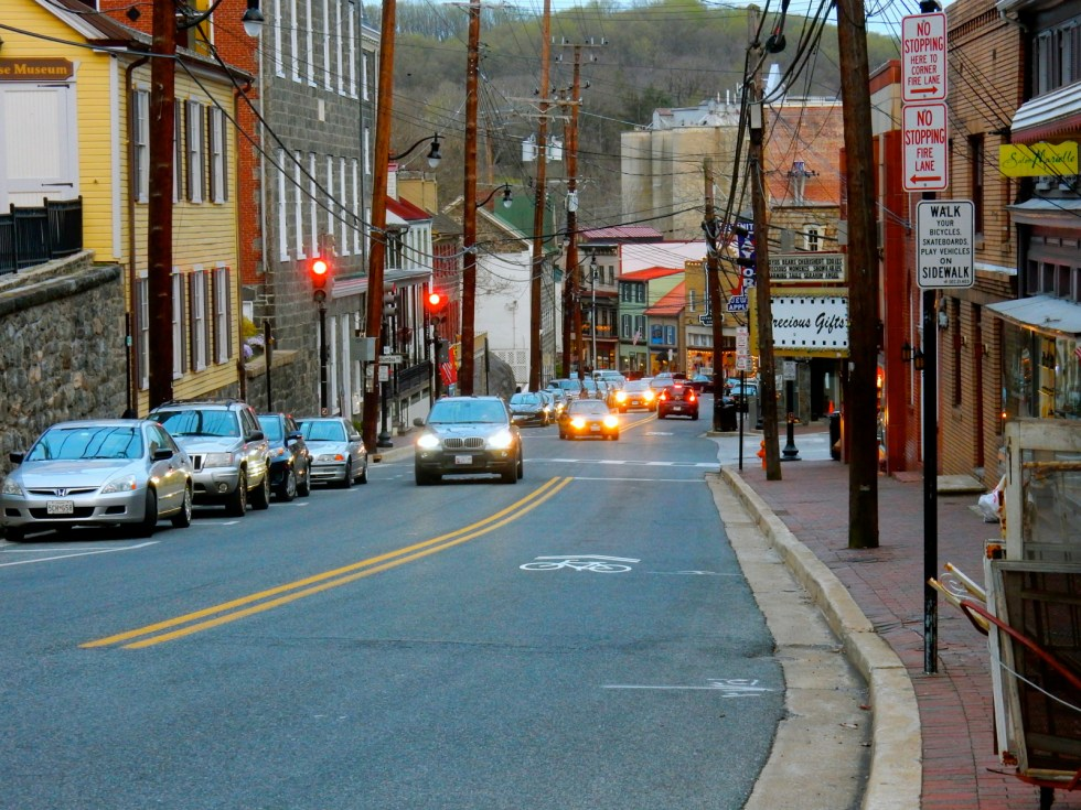 Ellicott City MD: Cool and Upcycled Mill Town