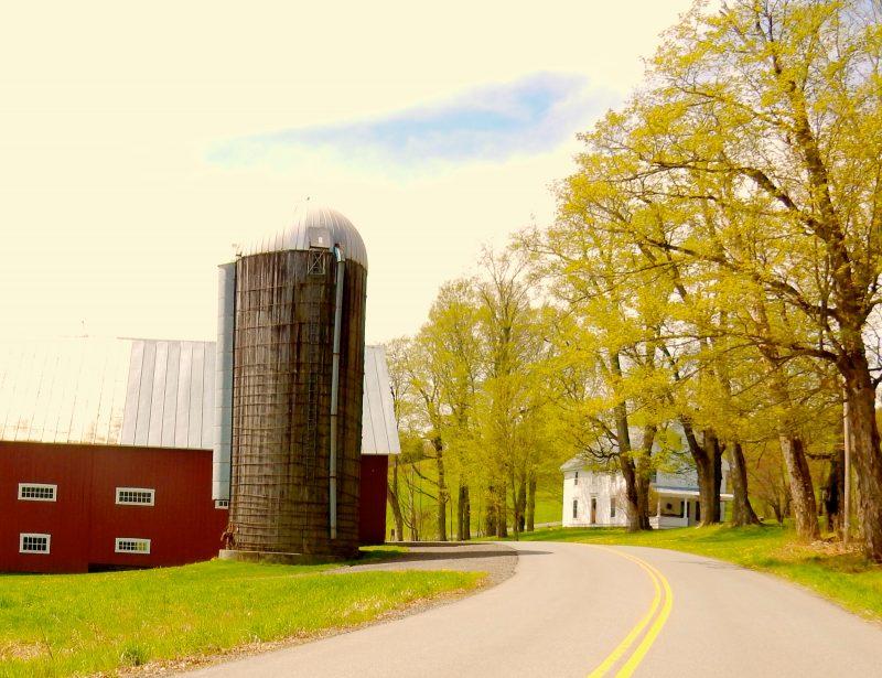 Backroads Northern Vermont - Northeast Kingdom
