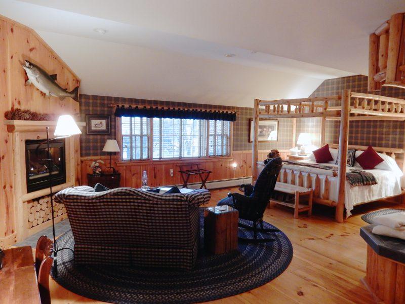 Cedar Glen Room, Rabbit Hill Inn, Lower Waterford VT