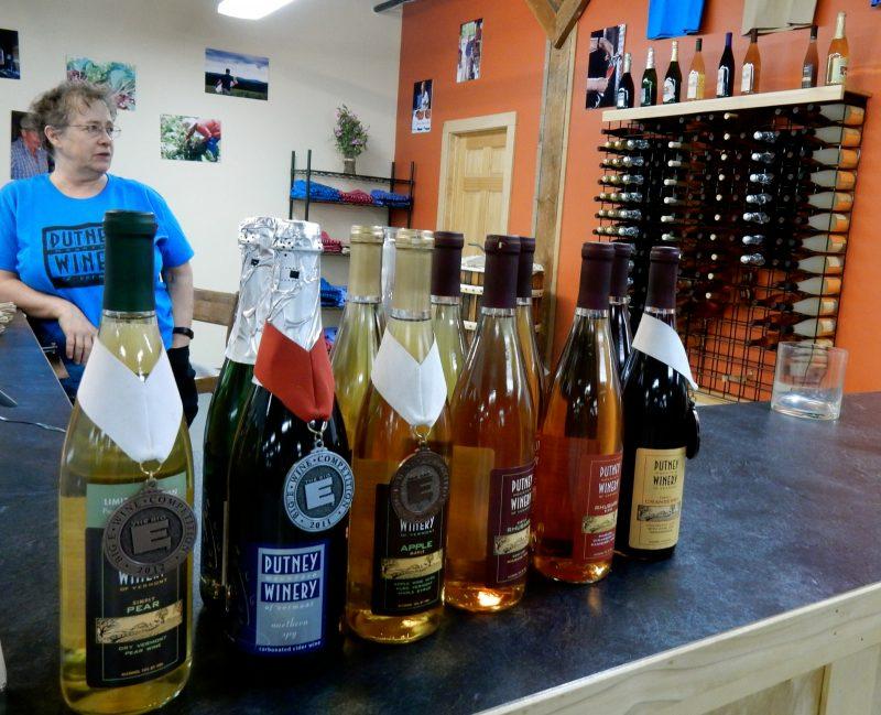 Putney Winery, Basketville, Putney VT