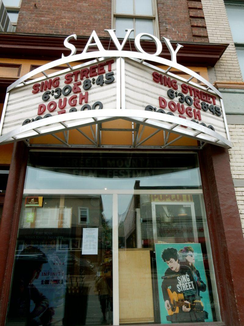Savoy Theater, Montpelier VT