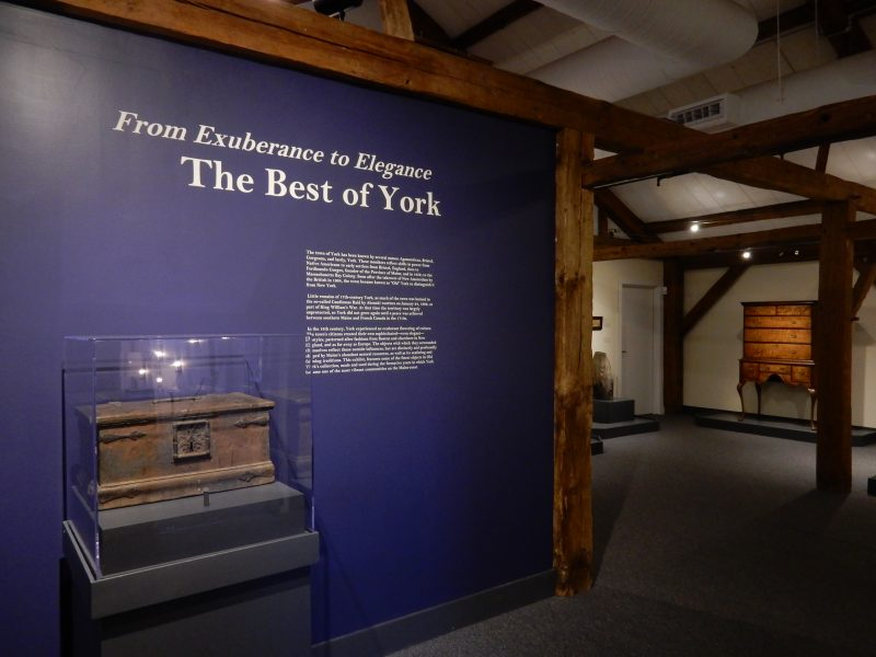 Best of York, Museums of Old York, Maine