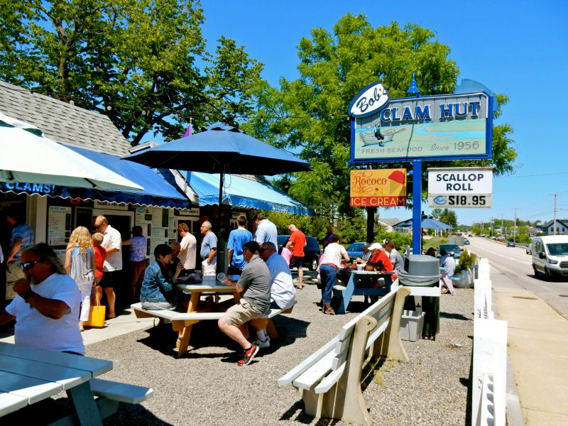 Bob's Clam Hut, Kittery ME