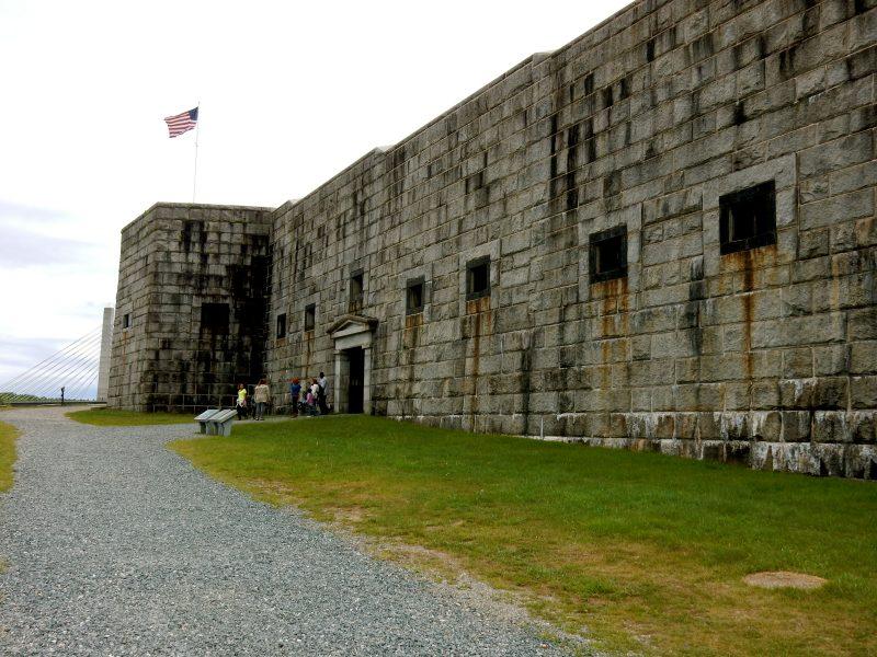 Fort Knox, Penobscot ME