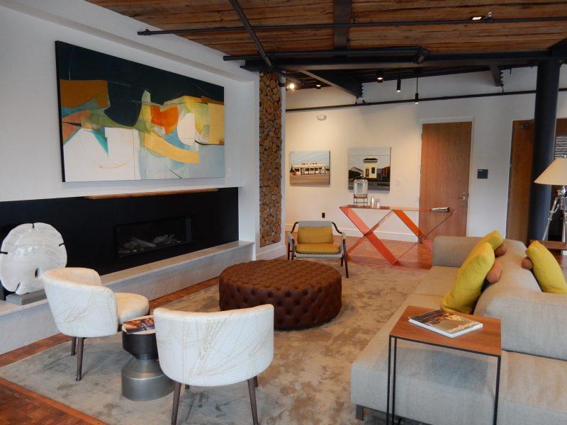 Lobby, 250 Main Hotel, Rockland ME