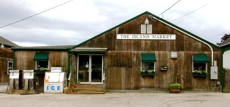 The Island Market, Islesboro ME