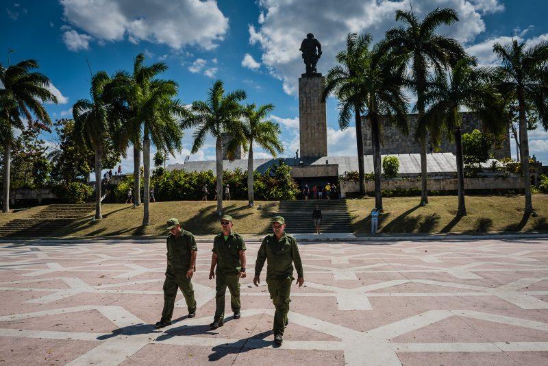 Che Gueverra Monument - Santa Clara Cuba