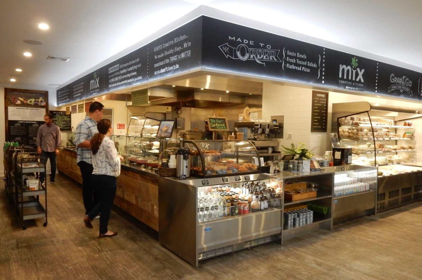 MYX Creative Kitchen Greenwich CT
