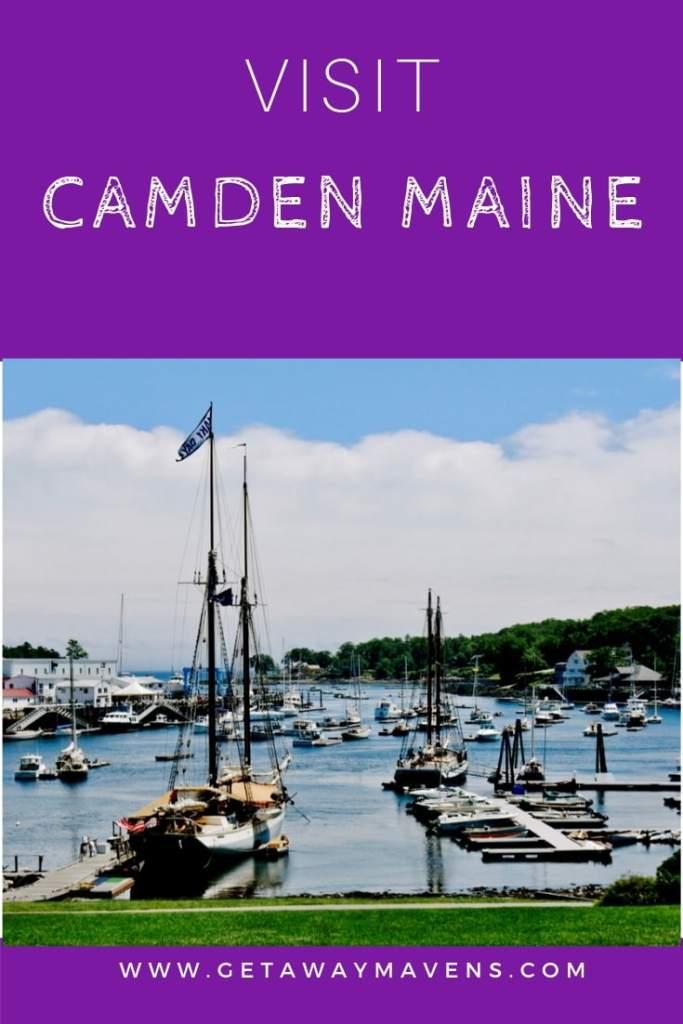 Camden ME Pin