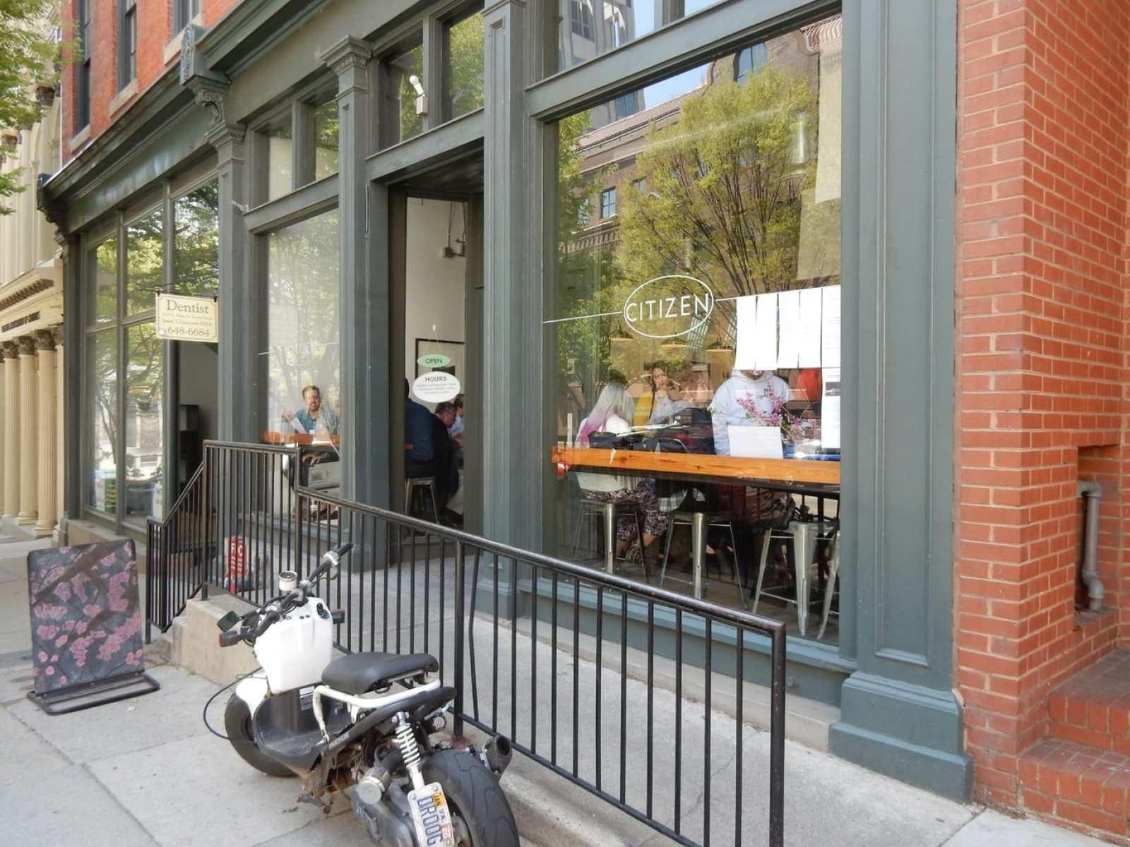 Citizen Cafe Richmond VA