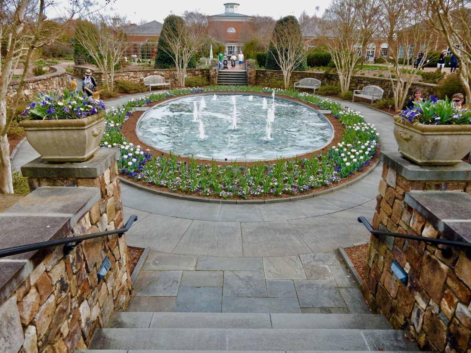 Lewis Ginter Botanical Gardens Richmond VA