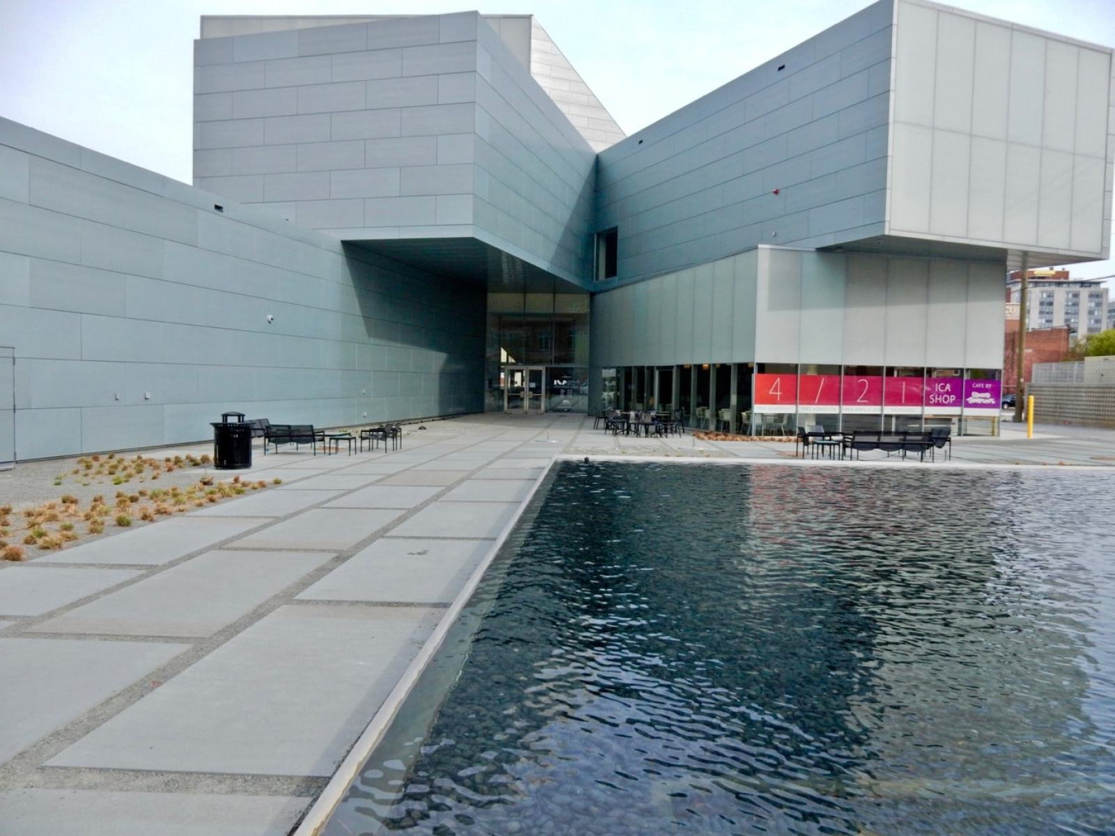 Institute for Contemporary Art Richmond VA