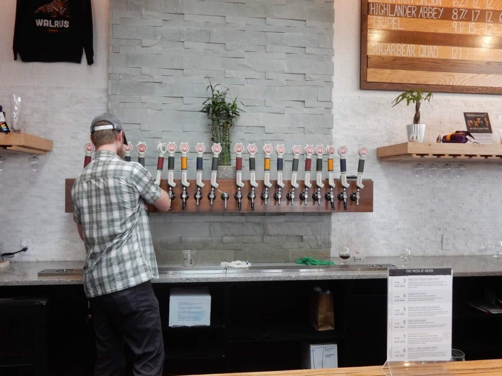 Vasen Brewery Richmond VA