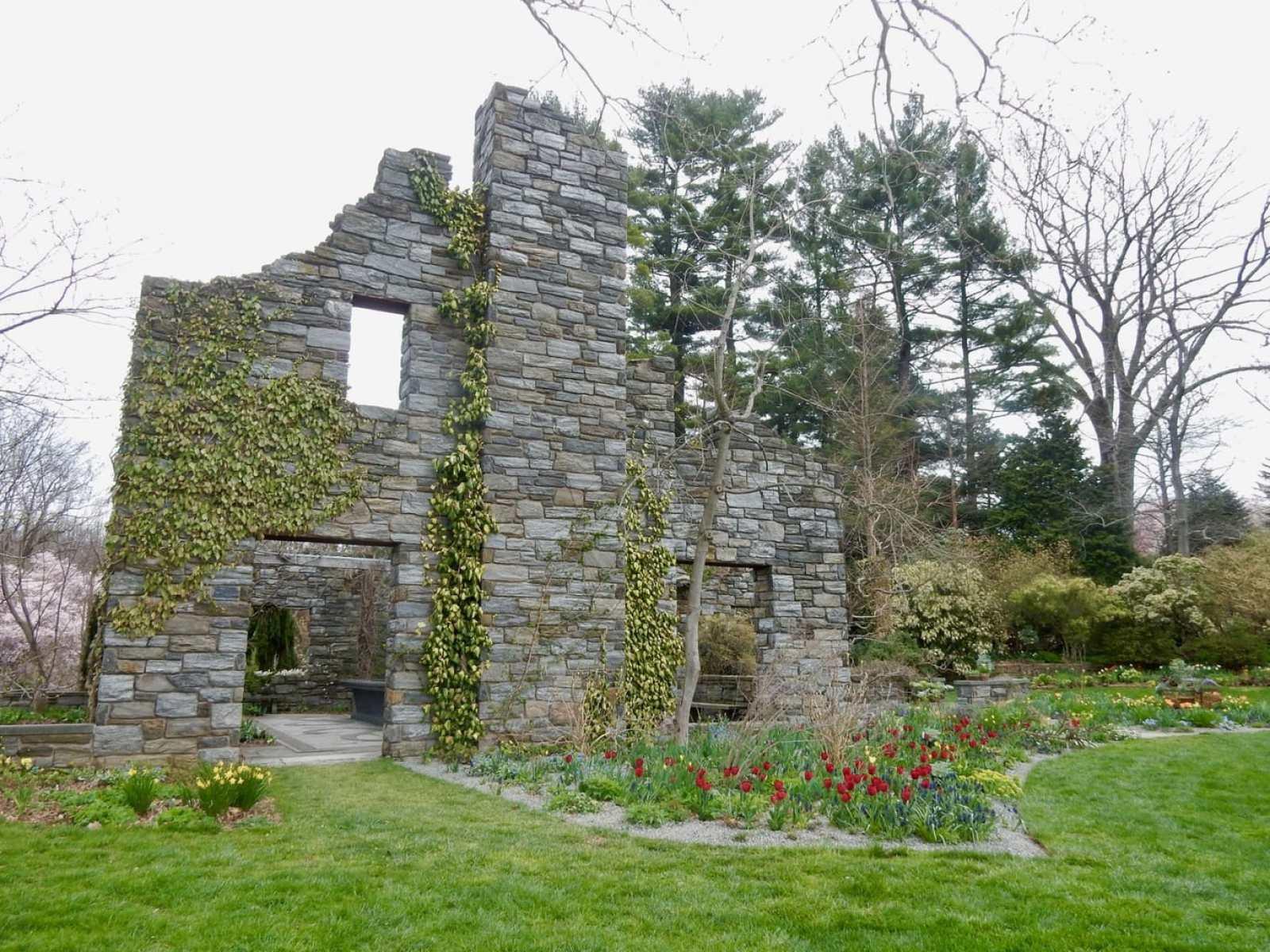 The Ruins, Chanticleer Garden, Wayne PA