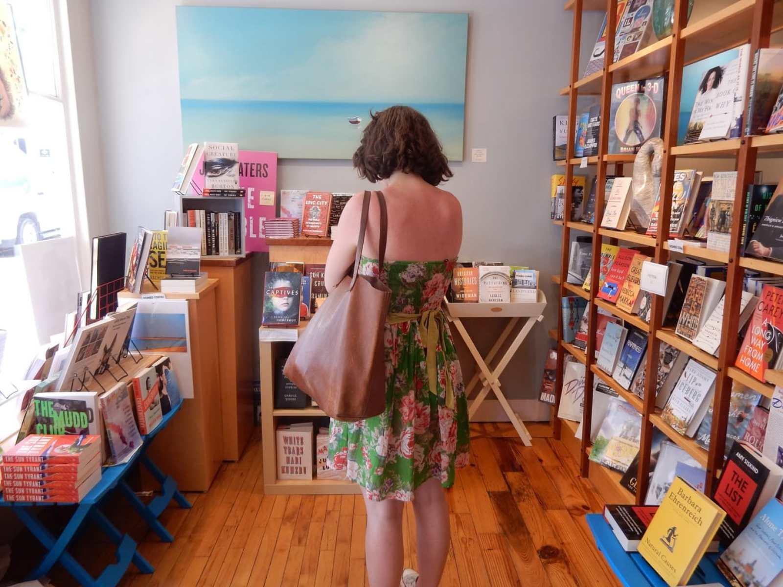 East End Books, Provincetown MA