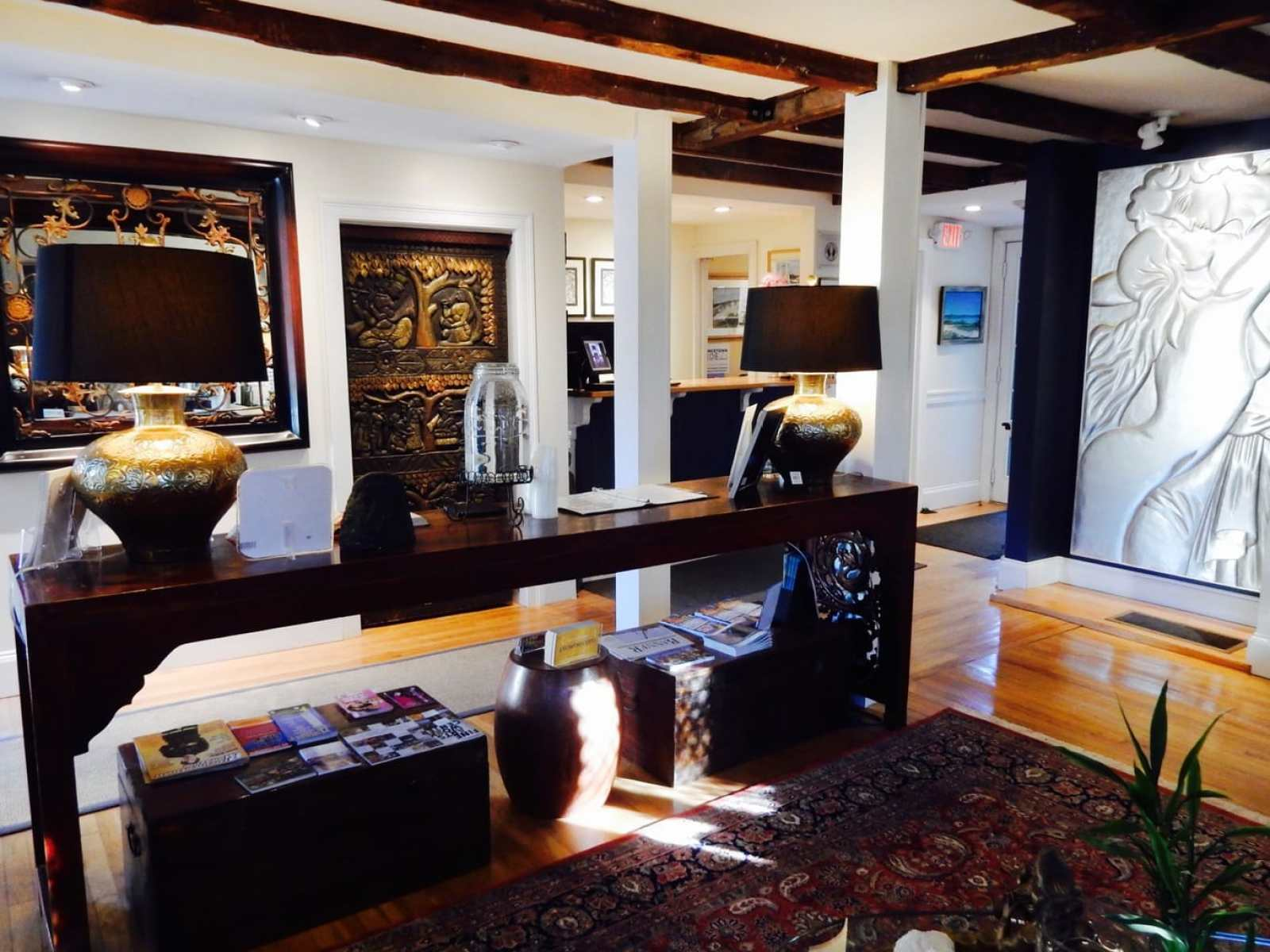 Lobby, Carpe Diem, Provincetown MA
