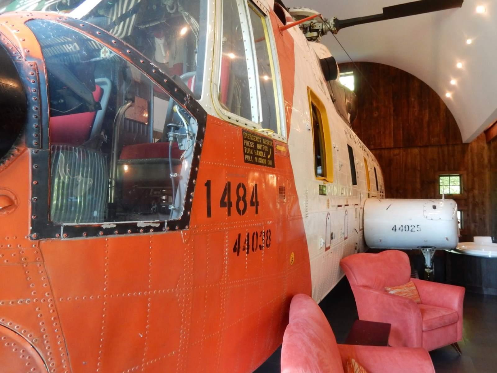 Helicopter Cottage, Winvian Farm, Morris CT