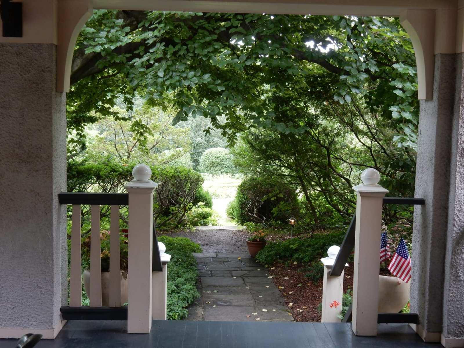 Gardens at Ellwanger Estate Rochester NY