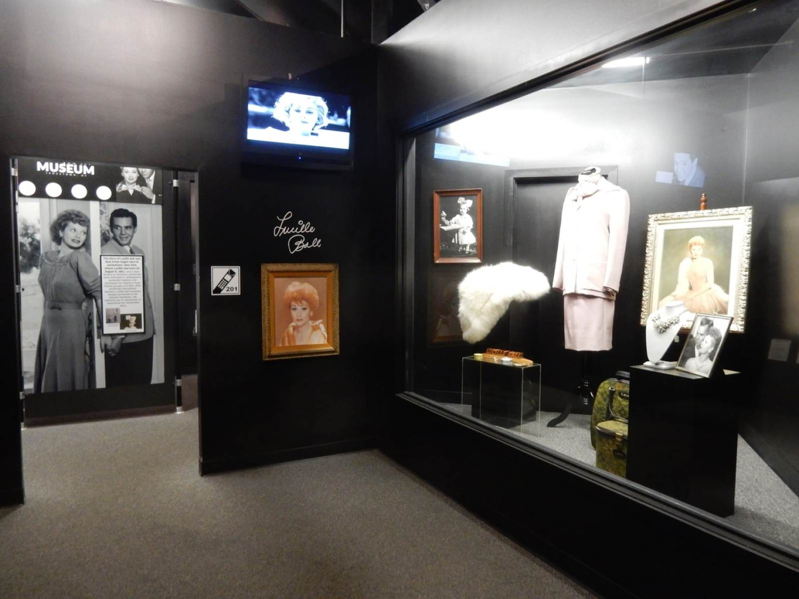 Lucy's Things, Lucy-Desi Museum Jamestown NY