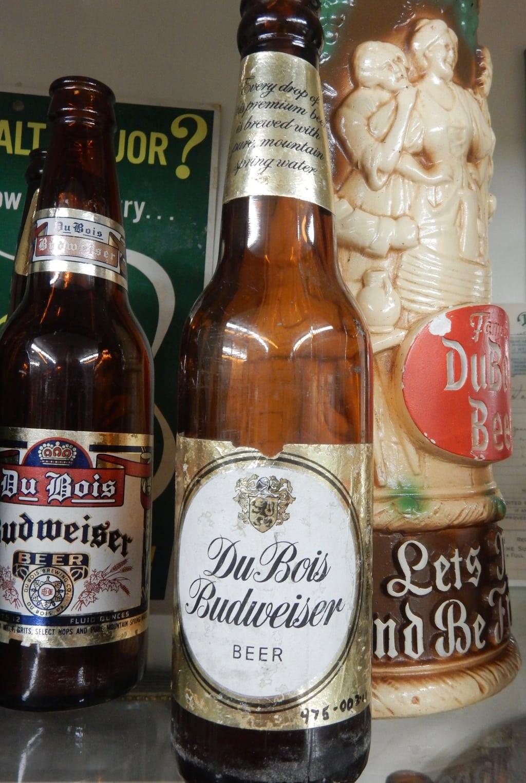 Dubois Budweiser Beer Dubois Historical Society PA