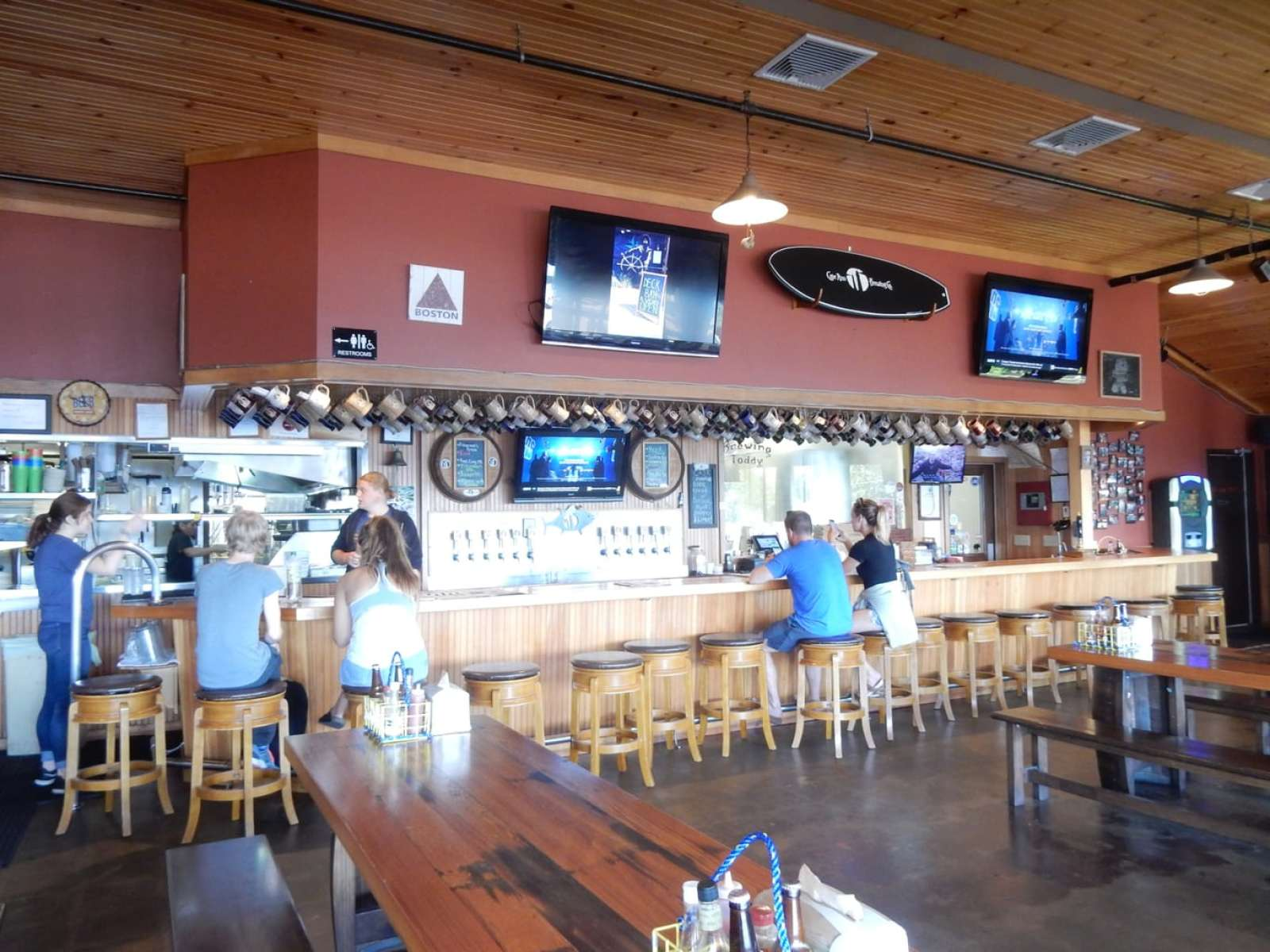 Cape Ann Brewing Co. Gloucester MA