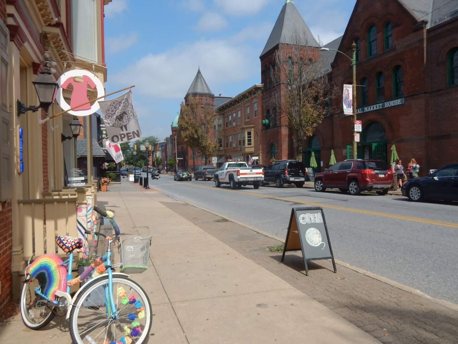 Downtown York PA