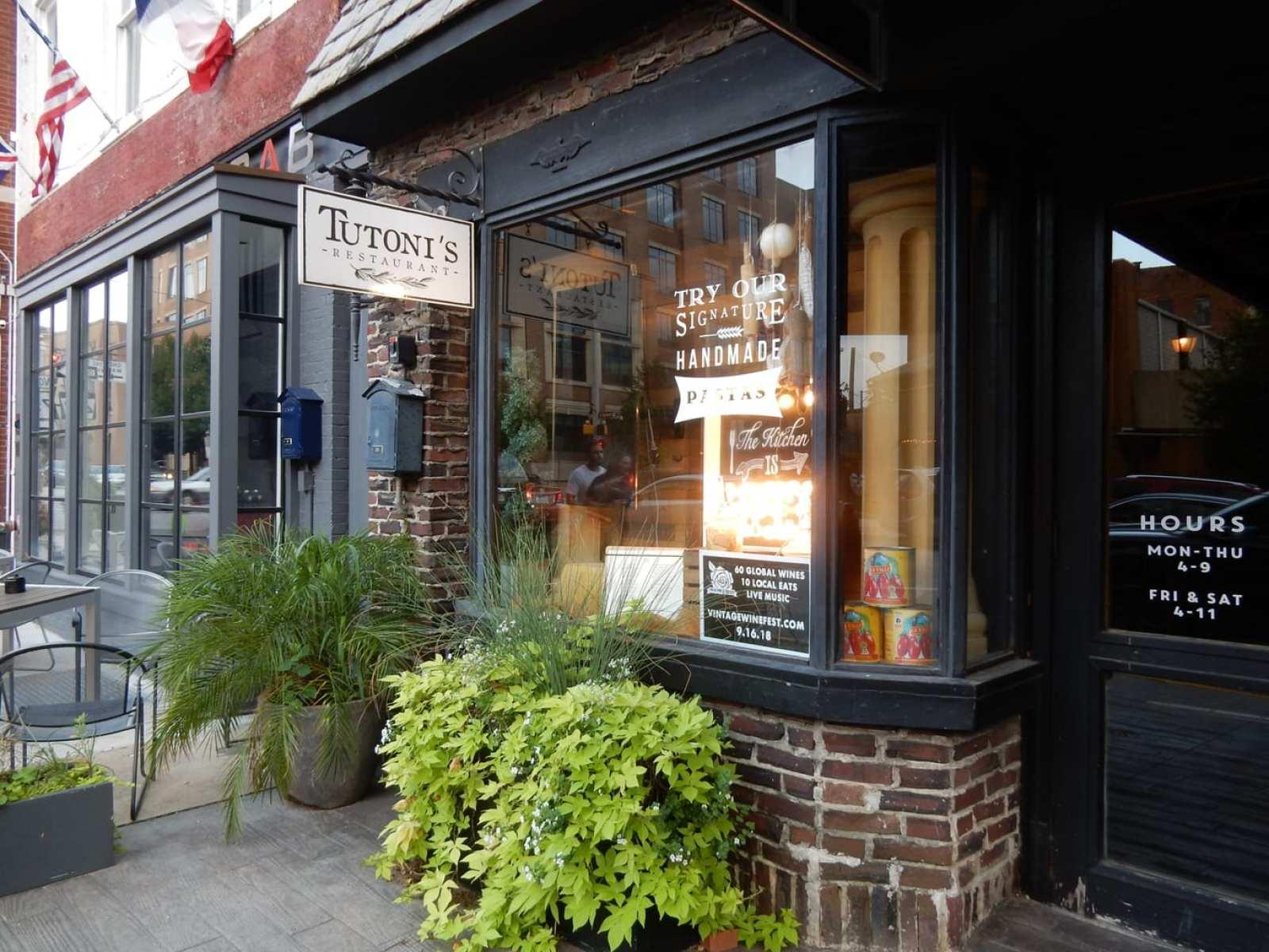 Tutonis Restaurant York PA