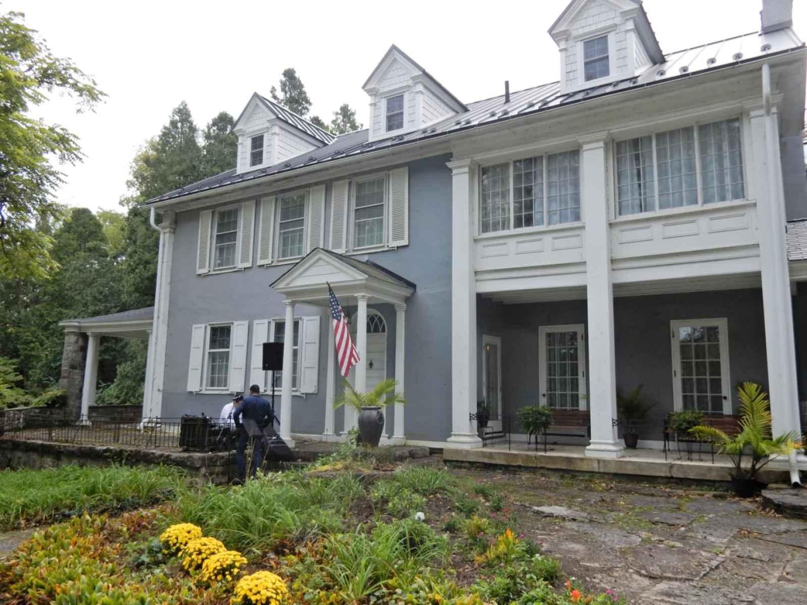 Boal Mansion Boalsburg PA