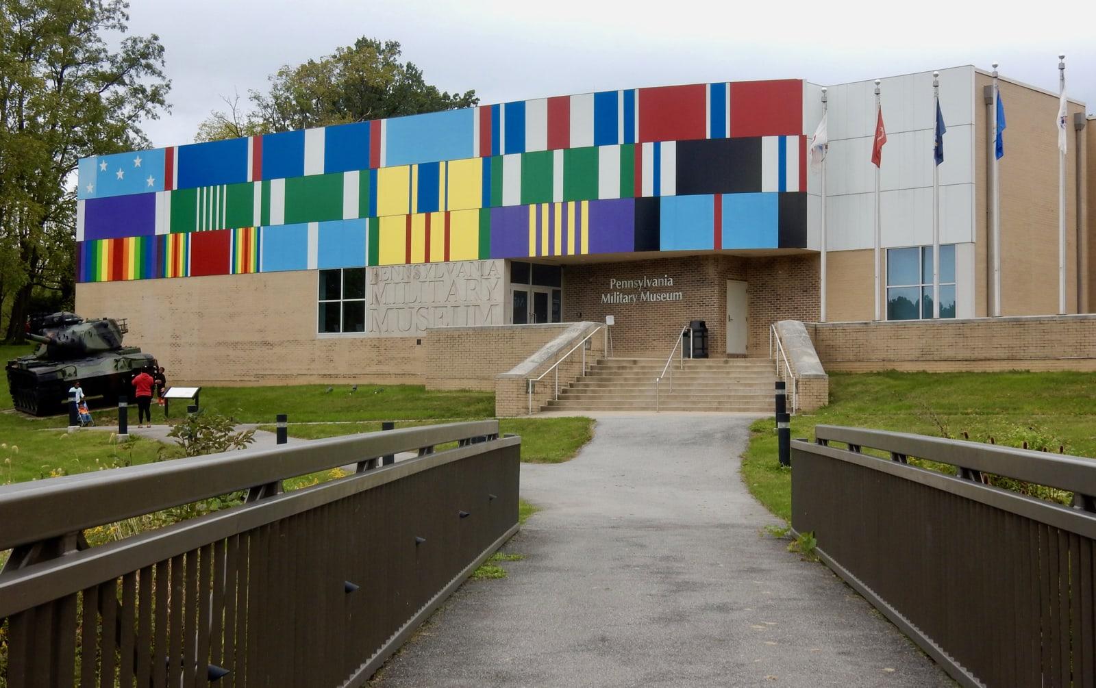PA Military Museum Boalsburg PA